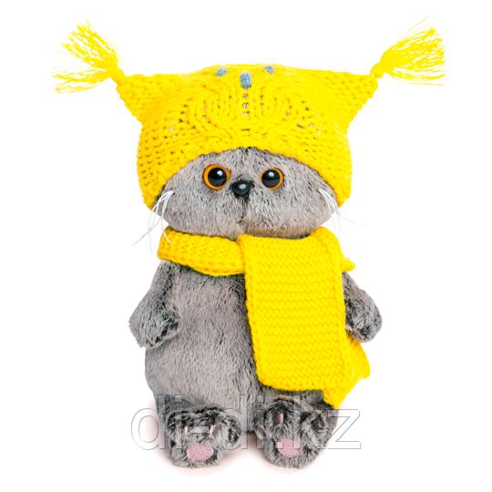 Басик Baby В шапке-сова и шарфом