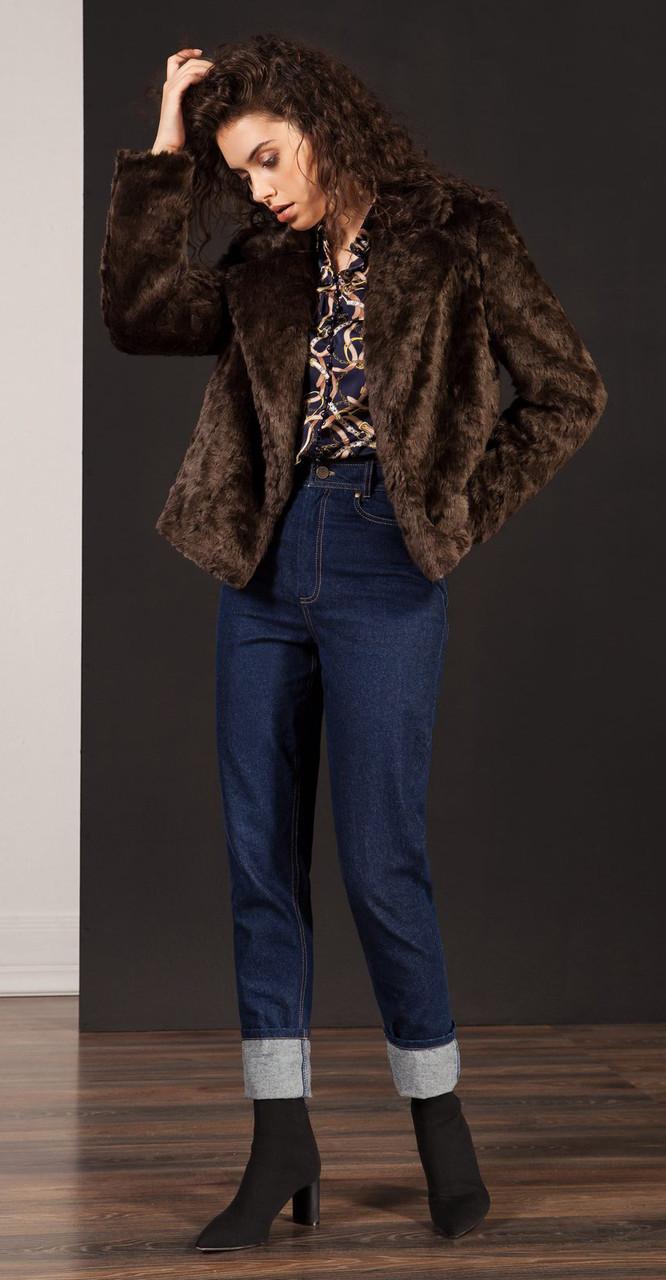 Куртка Nova Line-1925, коричневый, 42