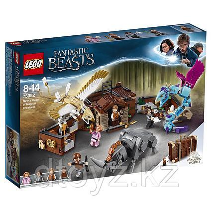 Lego Fantastic beasts 75952 Чемодан Ньюта с волшебными существами