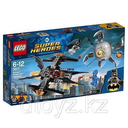 Lego Super Heroes 76111 Бэтмен ликвидация Глаза брата
