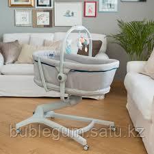Chicco: Кроватка-стульчик Baby Hug 4-в-1