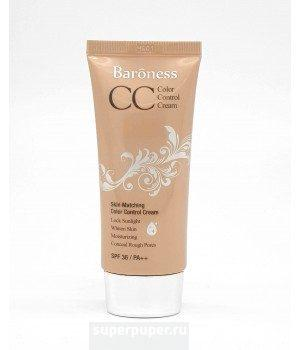 СС крем CC Skin Matching  Color Control Cream SPF36/PA++ 50g. (Baroness)