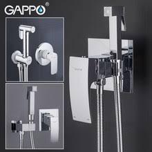 Смеситель с гигиеническим душем Gappo 7207-1