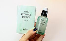 Сыворотка для сужения пор Pore Control Powder Serum 50ml (The Skin House)