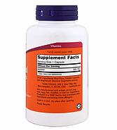 Now Foods, Инозитол в капсулах, 500 мг, 100 капсул, фото 2