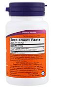 Now Foods, Астаксантин, 4 мг, 60 растительных капсул, фото 2