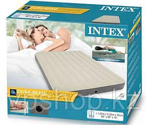 Надувные матрасы Intex 64709 Dura-Beam Deluxe