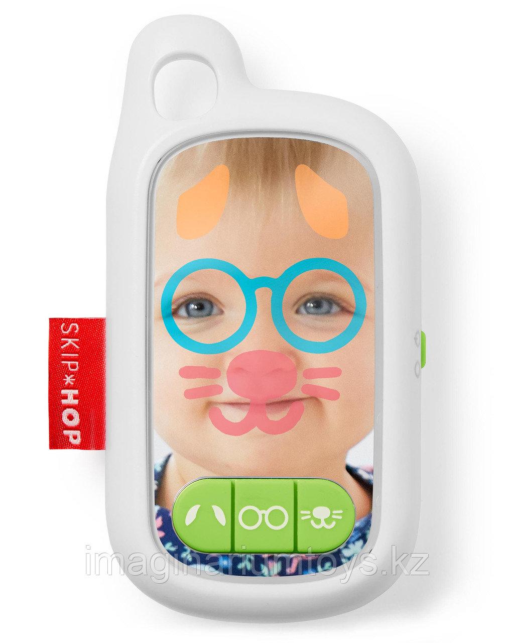 Игрушка для детей от 6 месяцев «Selfie Phone»