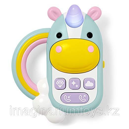 Игрушка интерактивная для детей «Телефон»