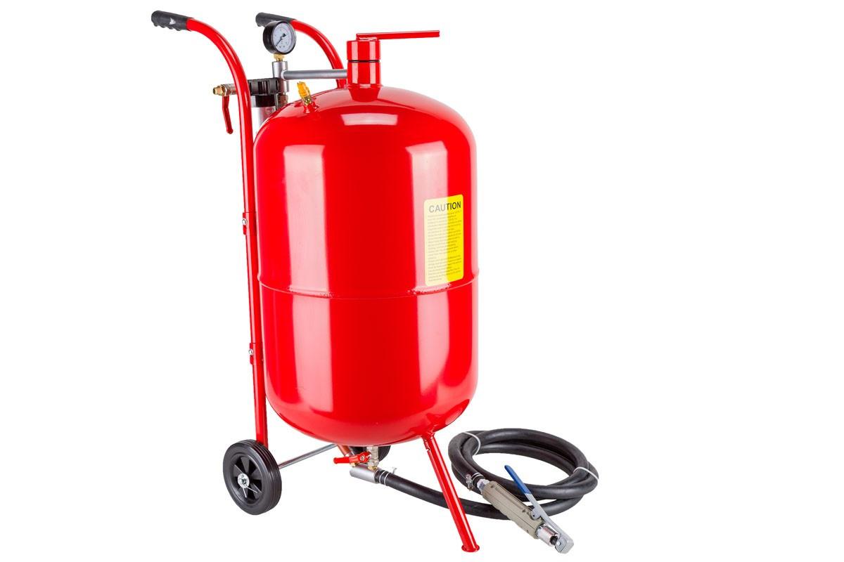 Пескоструйный аппарат 40 литров