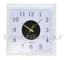 Настенные часы Quart Clock белый корпус 2530