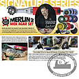 Гриндер Merlin 2 Nick Agar Signature Series Woodworking Set, фото 2