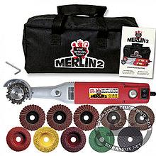 Гриндер Merlin 2 Premium Set Variable Speed