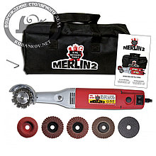Гриндер Merlin 2 Universal Carving Set Fixed Speed