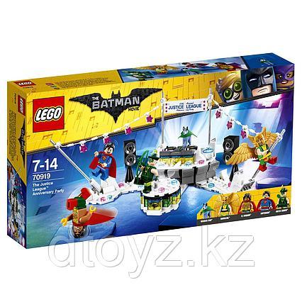 Lego Batman Movie 70919 Вечеринка Лиги Справедливости