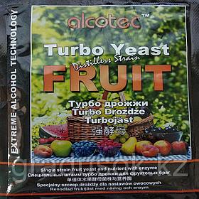 Спиртовые турбо дрожжи Alcotec Turbo Yeast FRUIT