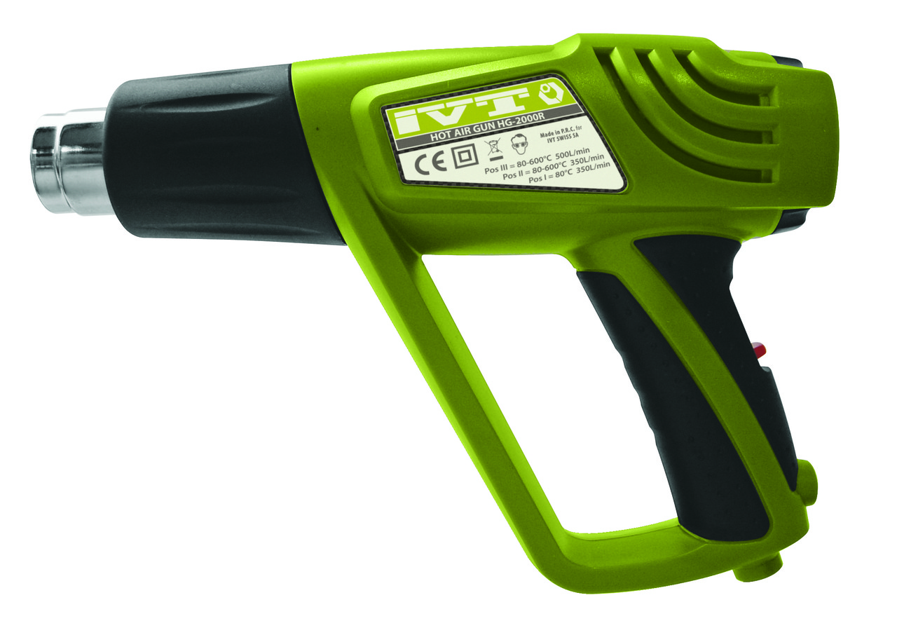 Промышленный (технический) фен IVT HG-2000R