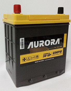 Аккумулятор автомобильный AURORA UHPB 45 Ah 55B19L