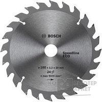 Циркулярный диск Bosch 190x30/20x24 Speedline