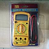 Тестер, прибор для измерений (DIGITAL MULTIMETER), фото 2