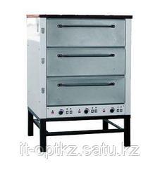 Печь хлебопекарная электрическая ХПЭ-500 оц. (1160х1050х1625 мм.)