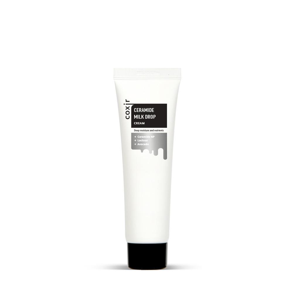 Coxir Ceramide Milk Drop Cream Глубоко Увлажняющий Крем 50мл.