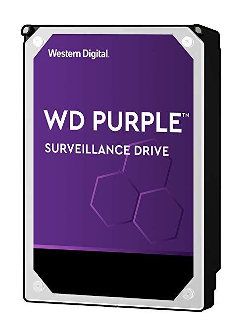 "Жесткий диск для видеонаблюдения HDD 10Tb Western Digital Purple Surveillance SATA 6Gb/s 256Mb 3,5"" 7200rpm WD"