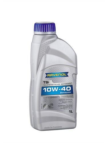 Моторное масло RAVENOL TSI SAE 10W-40 1L