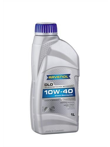 Моторное масло RAVENOL DLO SAE 10W-40 1L