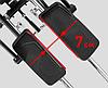 Переднеприводный эллиптический тренажер Svensson Body Labs Heavy G Elliptical ПРЕДЗАКАЗ, фото 6