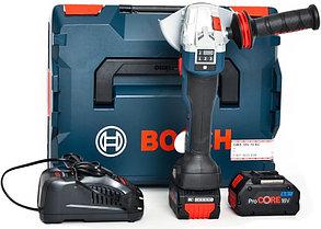 Аккумуляторная угловая шлифмашина Bosch GWS 18V-10 SC, фото 3