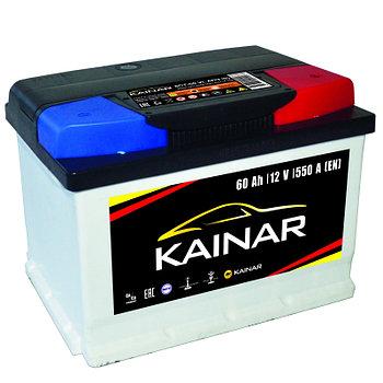 Аккумулятор KAINAR 6СТ-60 VL AПЗ(0)LB2