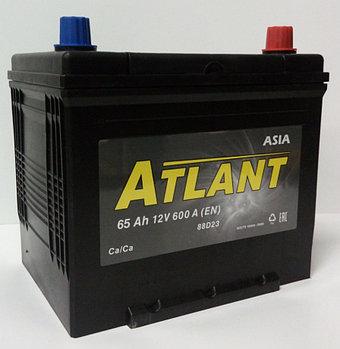 Аккумулятор ATLANT 6СТ-75 VL AПЗ (0)