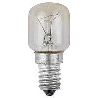 Лампа накаливания для холодильников 230V, 15W, цоколь Е14 купить Нур-Султан,Астана