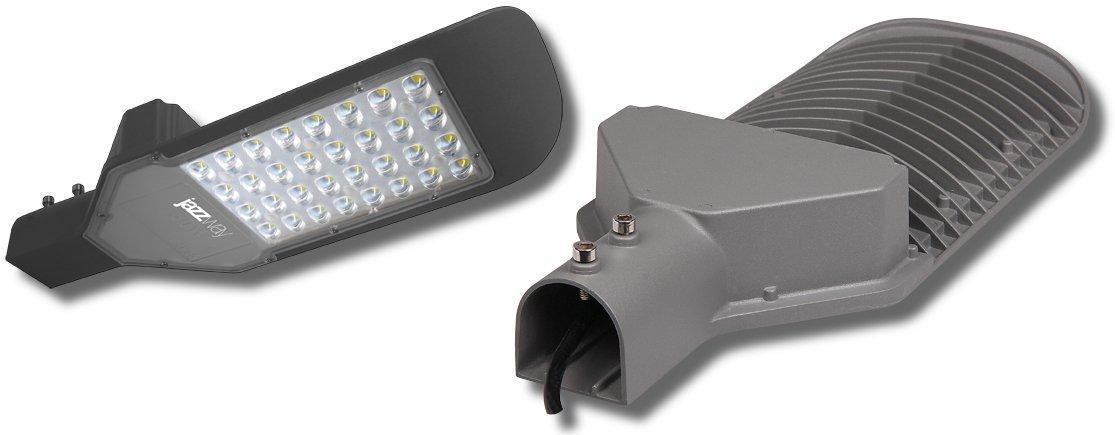 Светильник уличный ДКУ PSL 02 100Вт 5000К GR AC85-265В IP65 JazzWay 5005822