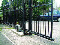 Ворота с Автоматикой, фото 1