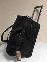 Дорожная сумка на колесах, с увеличением на 10 см. Высота 36 см, длина 59 см, ширина 30 см., фото 1