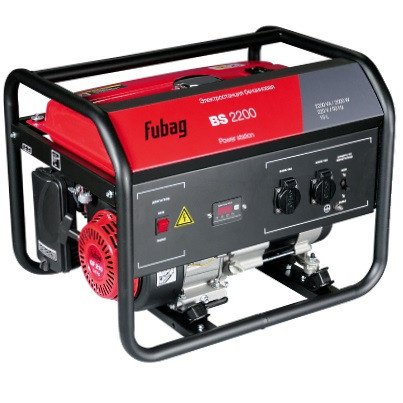Генератор бензиновый BS 2200 2 кВт