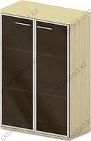 Шкаф со стеклом средний. 800х420х1215