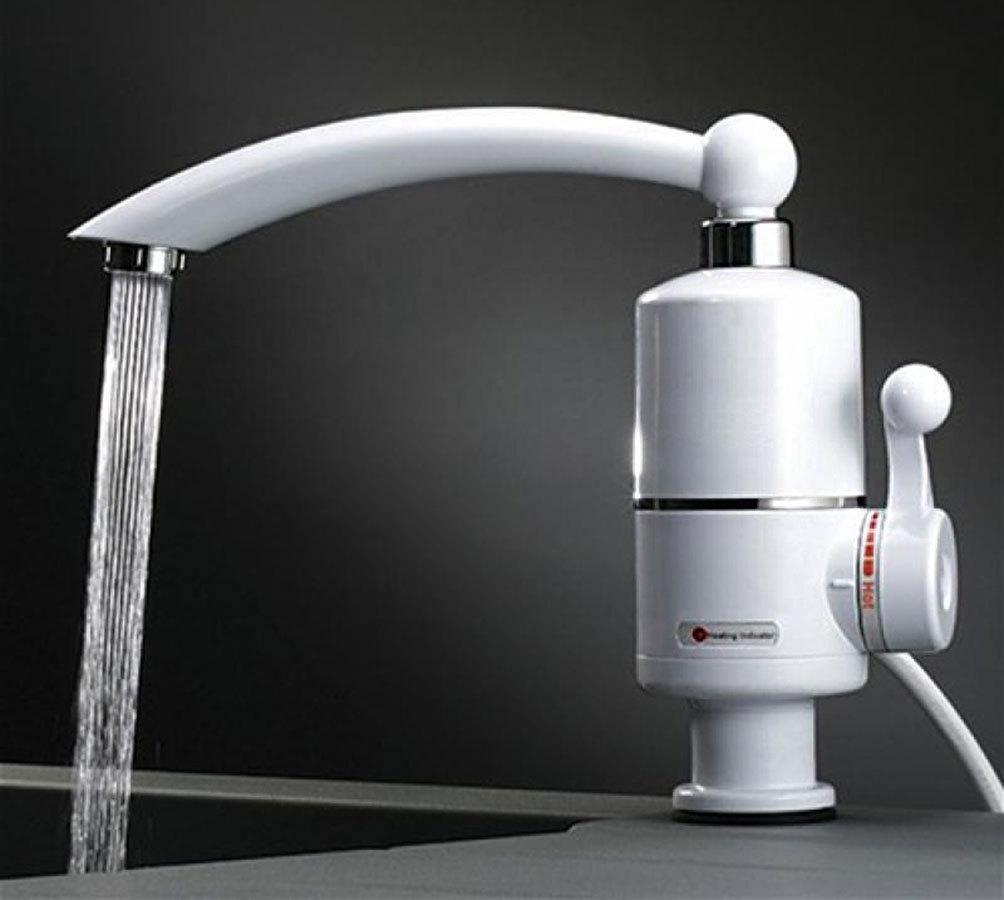 Водонагреватель проточный Instant Electric Heating Water Fauce