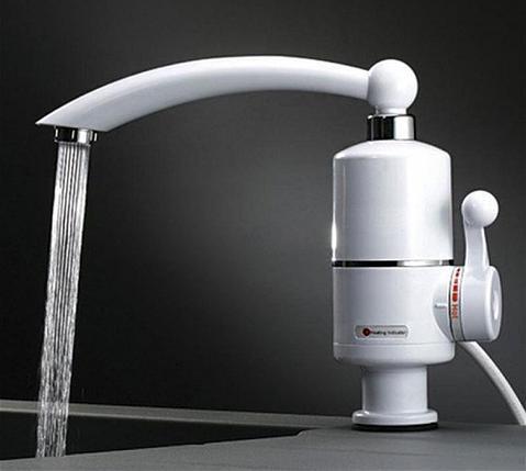 Водонагреватель проточный Instant Electric Heating Water Fauce, фото 2