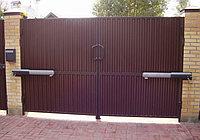 Автоматика для домашних ворот