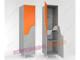 Шкаф для раздевалки «Дабл 3»