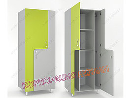 Шкаф для раздевалки «Z-образный 4»