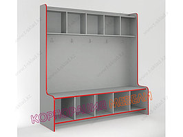Шкаф для раздевалки «Команда»