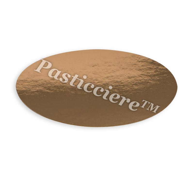 Pasticciere. Подложка золото D 220 мм ( Толщина 0,8 мм )*100 шт/упак