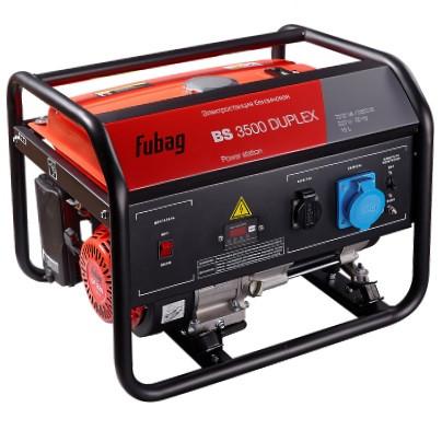 Генератор бензиновый BS 3500 Duplex 2,8 кВт