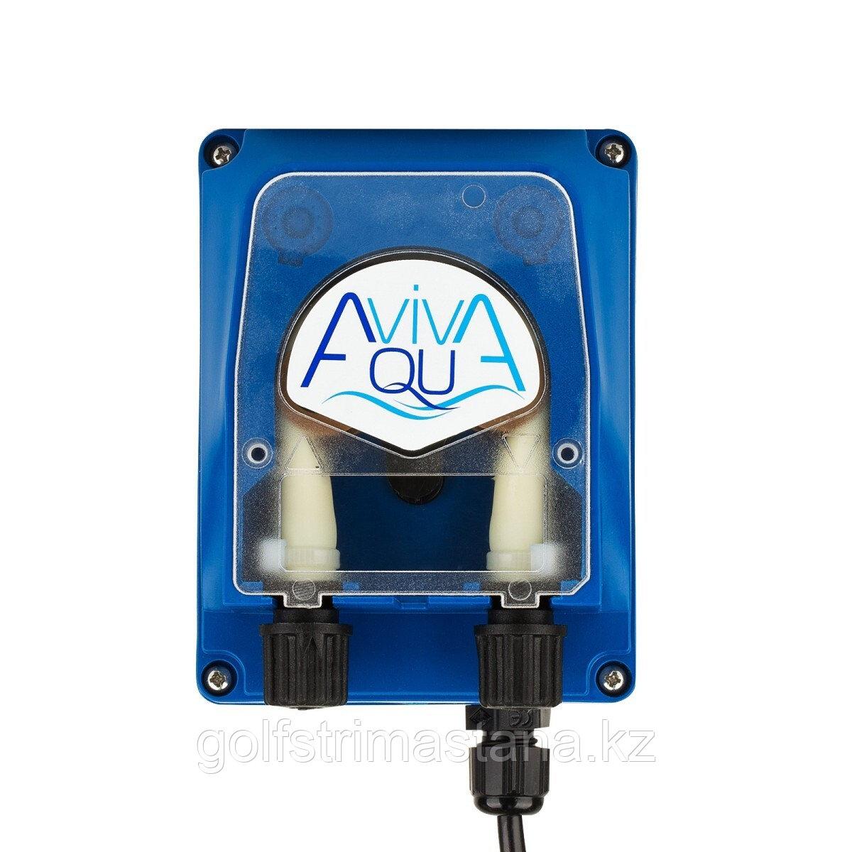 Перистальтический дозирующий насос AquaViva PPE001HA1052_A универсальный / 1,5 л/ч с постоян. скоростью