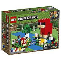 Lego 21153 Minecraft Шерстяная ферма