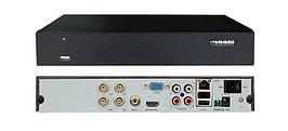 Видеорегистратор Линия XVR 4 H.265